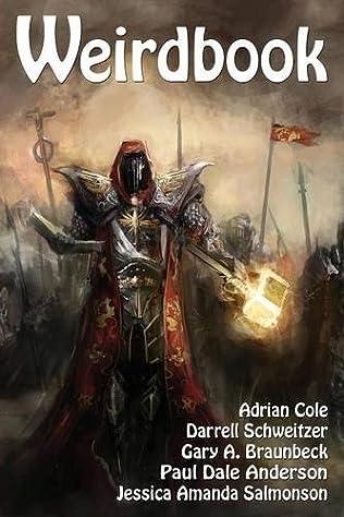 book cover of Weirdbook 31