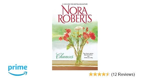 Amazon Chances An Anthology 9780373285761 Nora Roberts Books