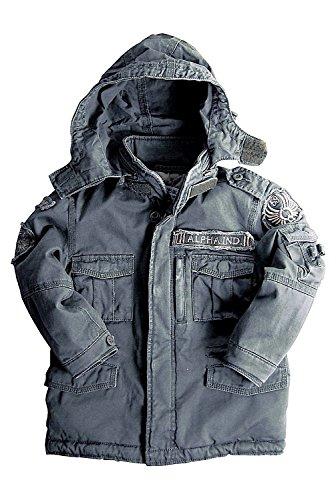 Alpha Industries Weston Jr. Frost Grey Boys Jacket