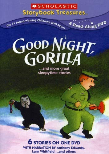 - Good Night Gorilla... and More Great Sleepytime Stories (Scholastic Storybook Treasures)