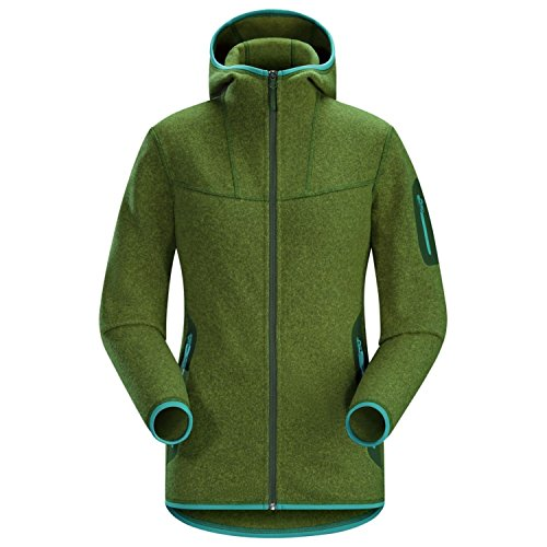 Arc'teryx Covert Hoody - Women's Dark Moss X-Small (Arcteryx Covert Hoody Jacket)