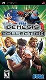 Sega Genesis Collection - Sony PSP