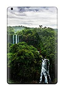 Richard V. Leslie's Shop Best Snap-on Iguazu Waterfalls Case Cover Skin Compatible With Ipad Mini
