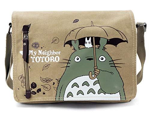 Japanese Anime My Neighbor Totoro Sling Shoulder Bag Messenger Bag For Boys Girls