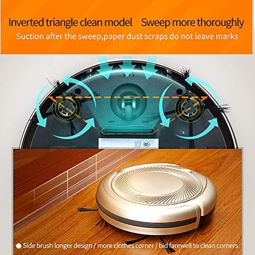 Vacío del robot, diseño delgado de los 7cm, anti-reventando, anti-colisión, anti-Fall, base inteligente, limpieza automática ideal para las alfombras, ...