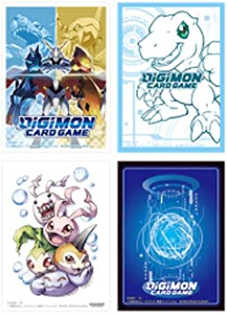 special sleeve for Digitama deck 5P set Digimon card game official card case