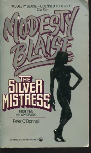 The Silver Mistress (Modesty Blaise)