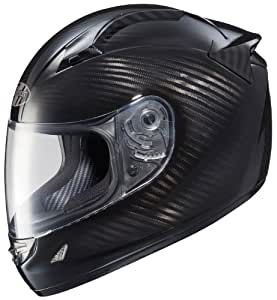 Joe Rocket Speedmaster Full Face Carbon Fiber Motorcycle Helmet (Carbon, X-Large)