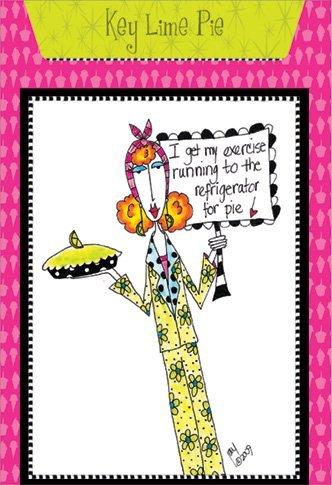 Key Lime Pie - Dolly Mama Funny Birthday - Mama Pie