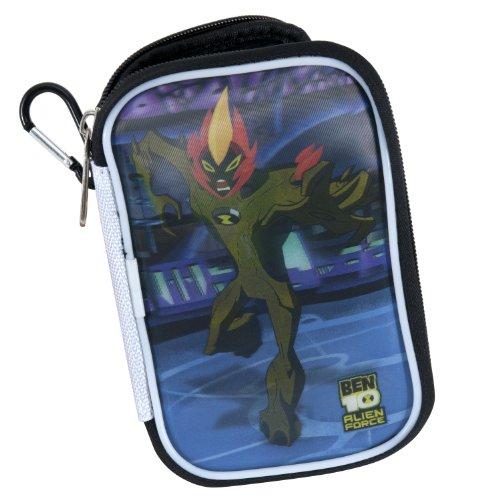 Cartoon Network DS Design Lenticular Case For Nintendo DS Lite Ben 10 Alien Force (Cartoon Network Games Ben Ten Alien Force)