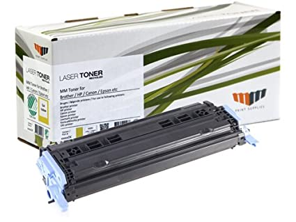 MM Yellow Laser Toner - HP 124A (Q6002A) / Canon CRT-707Y ...
