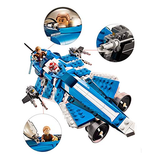 - Star Wars - DIY Building Block Model Star Wars Anakin's Custom Jedi Figures Compatible Toys for Children Educational Birthday Gift - by Orchilld - 1 PCs