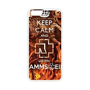 iphone6 plus 5.5 inch case , Rammstein iphone6 plus 5.5 inch Cell phone case White-YYTFG-15938