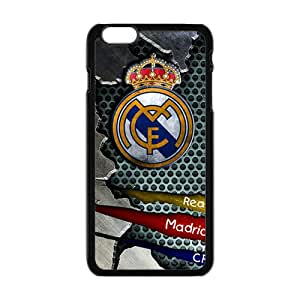 Real Madrid VS Schalke 04 Cell Phone Case for Iphone 6 Plus