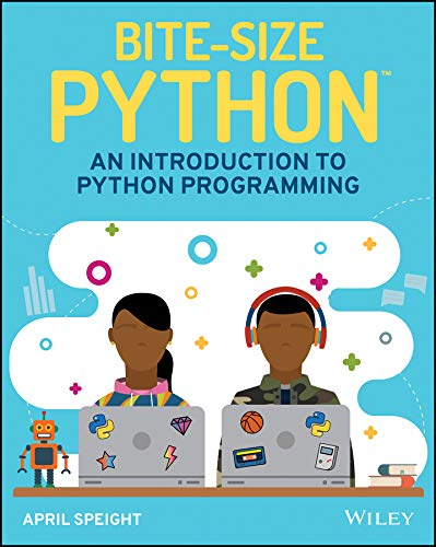 Book Cover: Bite-Size Python: An Introduction to Python Programming