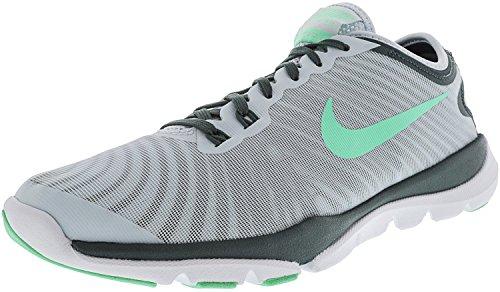 4 Blå Grøn Hvid Kvinder Flex Farvetone Til Erfaring Nike Prem Rn Sko Glød qRAgwB