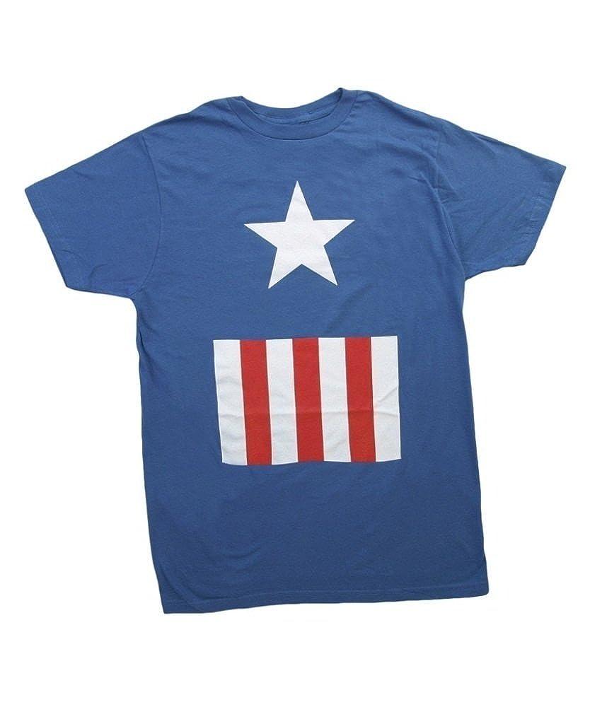 TV Store Capitán América Traje Bajera Royal Azul Adulto ...