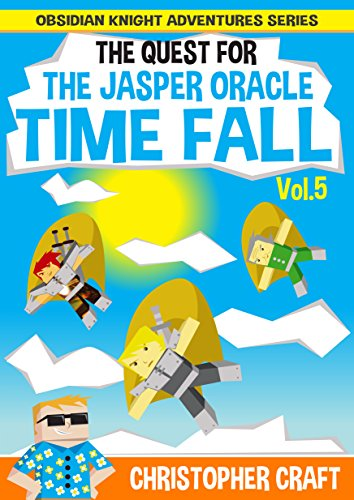 Quest Jasper Oracle Time Fall ebook product image