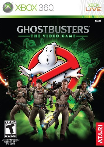 Amazon.com: Ghostbusters: The Video Game - Xbox 360: Artist Not ...