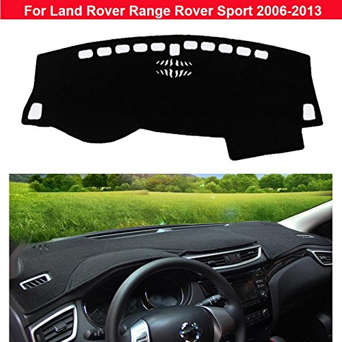 Car Dashboard Sun Cover Non slip Dash Mat Cover For Land Rover Range Rover Sport 2006 2007 2008 2009 2010 2011 2012 2013 YongChao