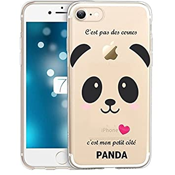 coque iphone 4 panda kawaii