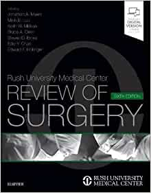 Rush university medical center review of surgery e-book by.