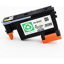 ESTON 1 Pack 940 Printhead Black/Yellow C4900A For Officejet Pro 8000 8500 8500 A printers