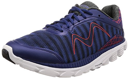 Scarpe M Uomo da 18 Teal Orange Fitness Racer 1208y Blue Blu MBT wAtqR4fFxn