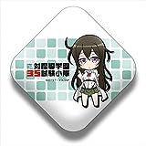 Tai-Mad? Gakuen 35 Shiken Sh?tai SugiNami Ikaruga Sumaho cushion