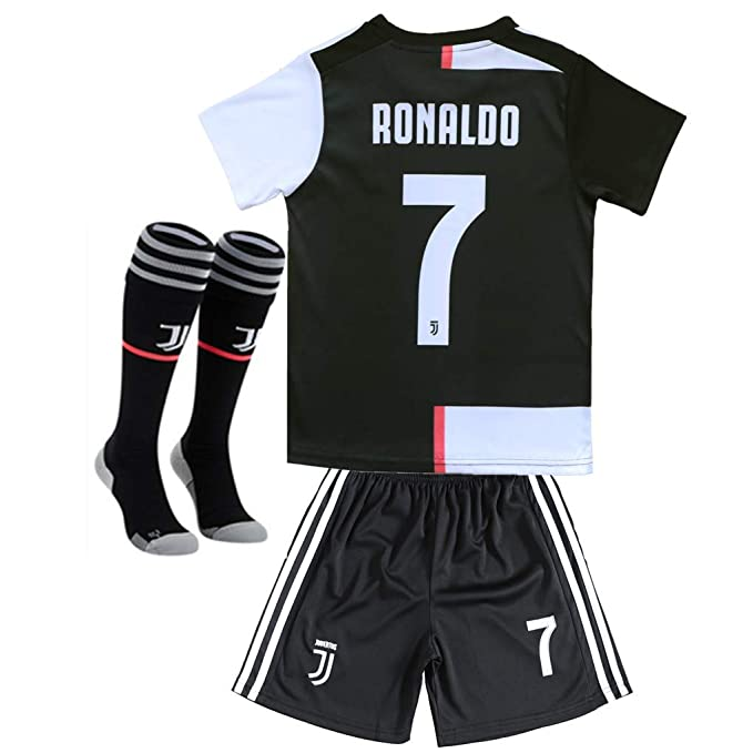 Amazon.com: Feeke 7 Ronaldo Shirt 2019-2020 Season ...