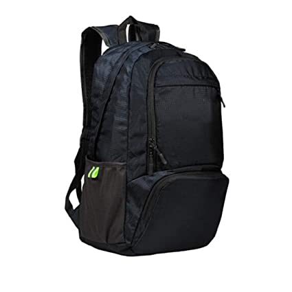 feb23befdbea Amazon.com   Hengxiang Foldable Lightweight Travel   Hiking Backpack ...