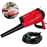 Tools & Hardware : DBPOWER Electric Pressure Washer 1740 PSI 1800 Watt/12Mpa Portable Car Washer, All Parts Included, Connect the Tap, Foam Car Wash, Drying & Dust Absorption