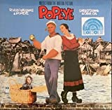 HARRY NILSSON - POPEYE (MUSIC FROM THE MOTION PICTURE) - VINYL