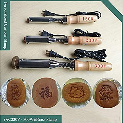 Amazon Com Stamps Electric Soldering Iron Hot Stamping