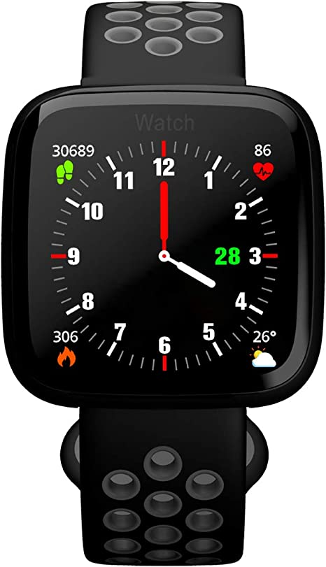 Amazon.com: F15 Reloj inteligente deportivo Bluetooth con ...