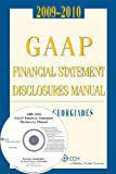Gaap Financial Statement Disclosures Manual, Georgiades CPA, George, 080802096X