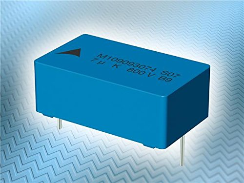 Film Capacitors 33uF 100Vdc 10% MKT Boxed L/S=37.5mm