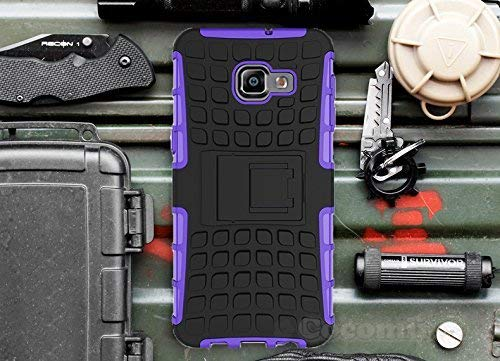 Cocomii Grenade Armor Galaxy Note 2 Case New [Heavy Duty] Premium Tactical Grip Kickstand Shockproof Bumper [Military Defender] Full Body Dual Layer Rugged Cover for Samsung Galaxy Note 2 (G.Purple) (Note 2 Case Best)