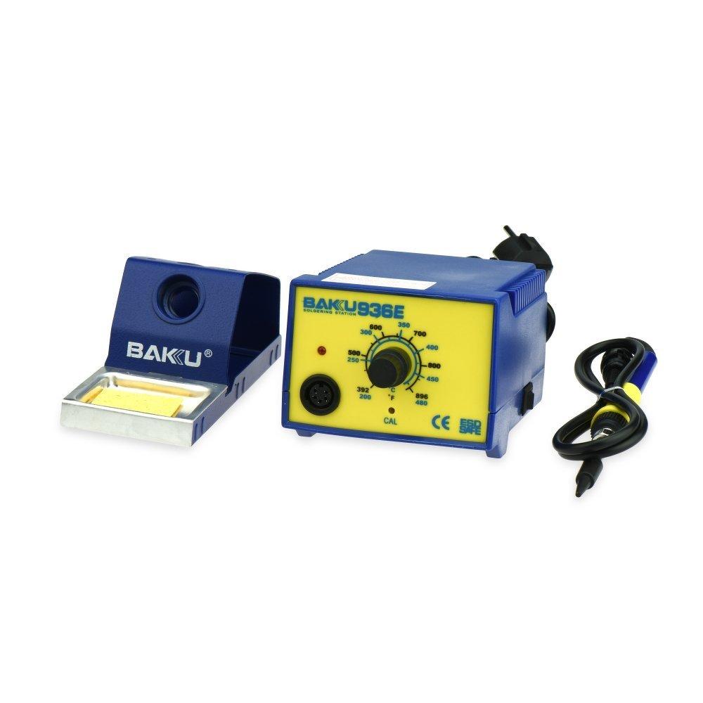 Herramientas de Estación de Mantenimiento 50 °C 220-480 BK-936E Baku: Amazon.es: Electrónica