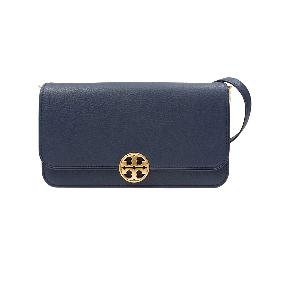 Tory Burch Chelsea Ladies Small Leather Convertible Clutch 44339403