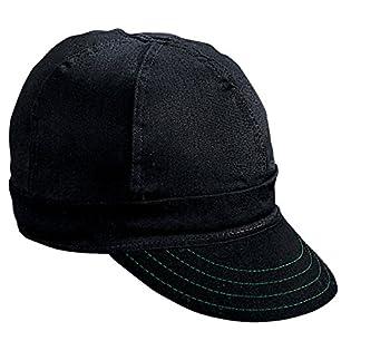 Kromer Cap Hard Brim Black (7 3/4)