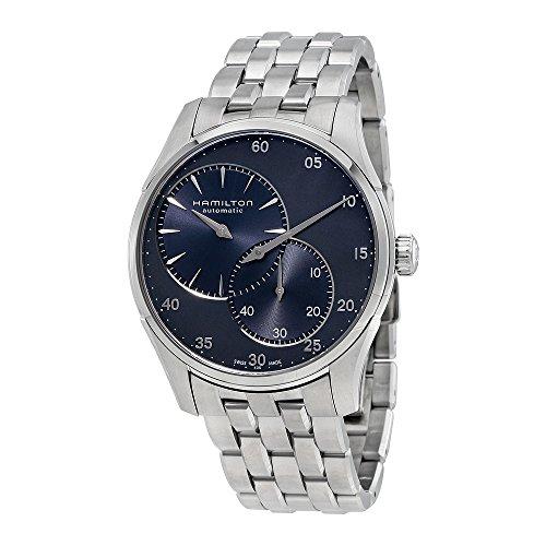 Hamilton Regulator Blue Dial Stainless S - Regulator Mens Wrist Watch Shopping Results