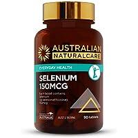 Australian NaturalCare - Selenium 150mcg 90 Tabs