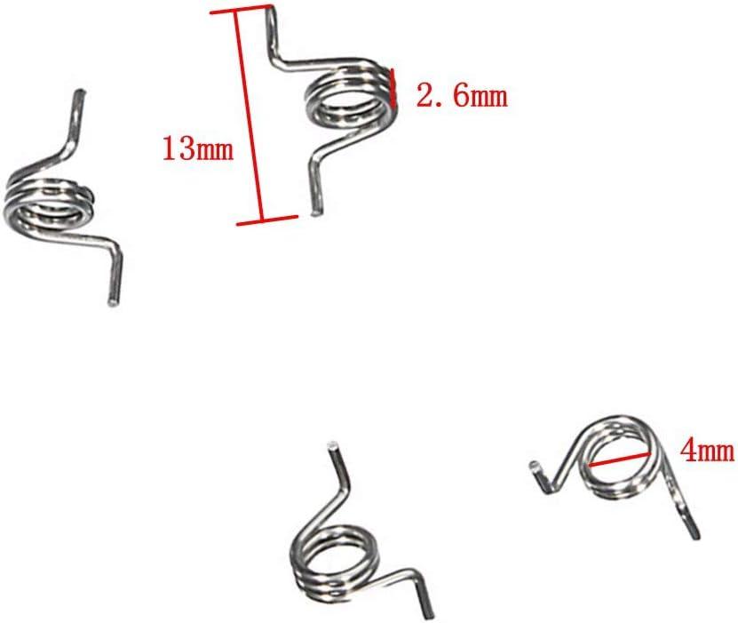 para Benz Clase C Clase E W203 W211 Fayella Cerradura de Puerta del actuador Herramienta de reparaci/ón Springs