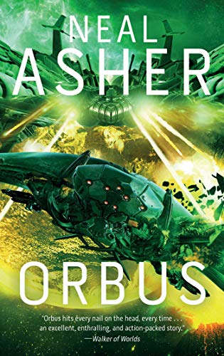 Orbus: The Third Spatterjay Novel