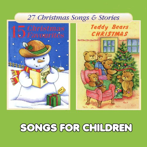 The Twelve Days of Christmas (Bear Song For Teddy Christmas)