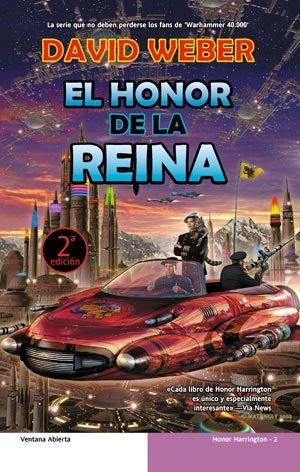 honor reina Honor Harrington Spanish product image
