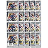 20 Packs: 2018/19 Panini NHL Hockey Sticker Collection (100 Total Stickers)