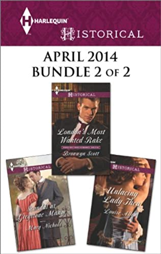 book cover of Harlequin Historical April 2014 - Bundle 2 of 2