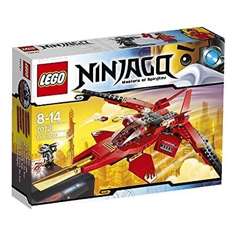 Lego Ninjago - El Caza de Kai, Juego de construcción (70721)